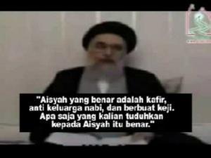Syiah ( syiah melaknat Para sahabat Nabi bahkan sayidah Aisyah r.a)
