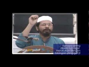 Apa Rahsia Angka Ganjil Yang Sering DiPerintahkan Di Dalam Islam