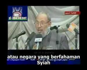 Syeikh al-Qaradhawi: Sunnah & Syiah (subtitle BM)