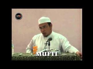 Mufti Perlis Tegur Mantan Mufti