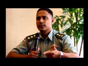 Kapten Ustaz Asri Khalek: Isu Syria