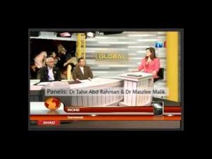 Dr Maszlee Bidas! Dakwaan Zaini Bahawa Basyar & Iran Bantu Persenjataan Hamas
