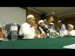 Sidang Media Isu Wahabi dan Syiah - Dr. AZiz Hanafi dan Ustaz Abu Syafiq