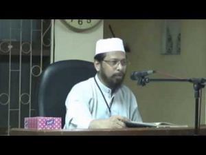 Maulana Asri Yusoff - Sebesar-besar Wali, Tidak boleh Menandingi Walau Sekecil-kecil Sahabat