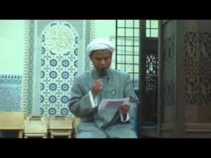 Ustaz Zamihan al-Ghari -Doa Awal Tahun 1433 Hijrah.