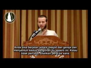 INJIL Membimbingku pada ISLAM (Kisah Yusha Evans) Subtitle-Bahasa Indonesia
