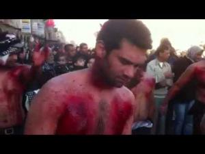 ASHURA IN KARBALA 2012(NEW) JULOOS(NOUHA BY:ALIJAAN).