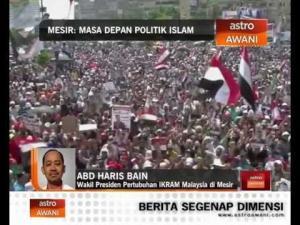 Agenda Awani - Mesir: Masa depan politik Islam