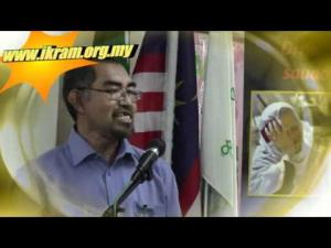 Kita Berhutang dgn Orang Palestin - Dr Hafidzi