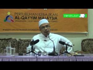 DR ASRI-PERSOALAN TABARRUK Dng Kubur Habib
