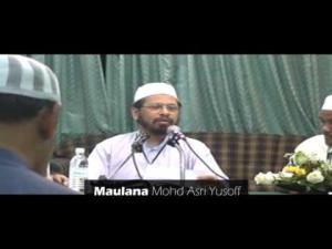 Maulana Asri: Bolehkah Baca Iyyakana'Budu Dalam Sujud?
