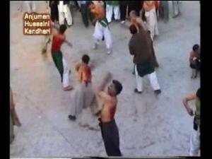 Anjuman Hussaini Kandhari Quetta Ashoora 2009 Matam Part 1