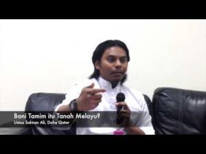 Bani Tamim itu Tanah Melayu?