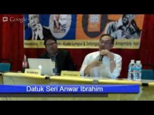 Memanifestasikan Harapan Rakyat: Satu Perbualan bersama DS Najib Tun Razak dan DS Anwar