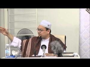 Dr Zaharuddin Abd Rahman   Talaqqi Kitab Talbis Iblis Ibn Jauzi Siri 1 Bhg 1