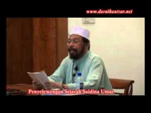 Penyelewengan Sejarah Berkaitan Saidina Umar r.a.