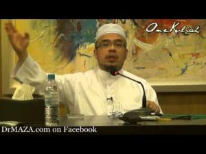 20130720-DR ASRI-Tazkirah Ramadhan-Memburu Barakah