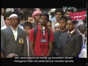 01/03 Benarkah Jesus Christ (Nabi Isa a.s) TIDAK Disalib/Dibunuh ? - Dr Zakir Naik (subtitle BM)