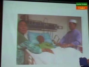 Ibadat Solat Semasa Sakit; Tiori & Praktikal Bhg 1 - Dr Mohd Harmi Mohd Yusof