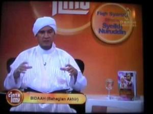 TG Syaikh Nuruddin Al-Banjari Al-Makki - MUHAMMAD IBN WAHAB PENGASAS WAHHABIY ADALAH PEMBUNUH !!!