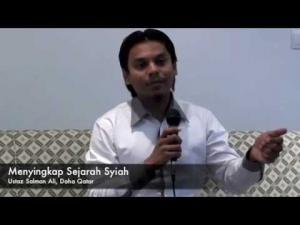Menyingkap Sejarah Syiah (Full) - Ustaz Salman Ali