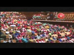 "PAU13 : Ustaz Fathul Bari - Nasyid ""Dunia Baru Islam"""