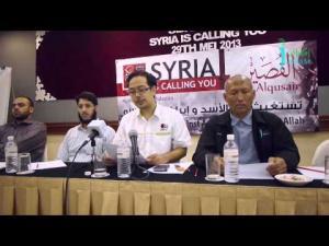 Kenyataan Media HIMPUNAN SOLIDARITI SYRIA
