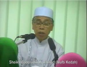 Mufti Kedah