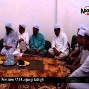 Presiden PAS kunjungi tabligh